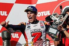 Marc Marquez: Wird er Honda in der MotoGP je den Rücken kehren?