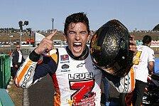 MotoGP - Marc Marquez wird 26: Vergleich mit Motorsportlegenden
