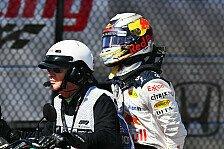 Formel 1, Ricciardo randaliert nach Defekt: Loch in der Wand