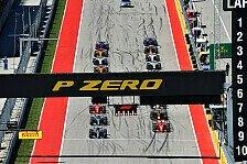 Formel 1, USA-Reifen 2019: Ferrari und Mercedes splitten intern