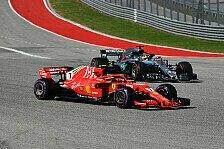Formel 1 Rennanalyse USA: Verpatzte Mercedes Hamilton den Sieg?