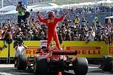 Formel 1 USA, Presse: Räikkönen tritt aus Vettels Schatten