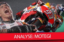 MotoGP - Video: Marc Marquez ist MotoGP-Champion! Analyse zum Motegi-GP