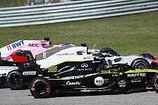Formel 1, Sainz nach Austin-Strafe sauer: Stewards inkonsequent