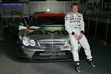 Kimi Räikkönen: Als der Iceman einen DTM-Mercedes fuhr