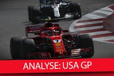 Formel 1 - Video: Formel 1 2018: USA Grand Prix Analyse
