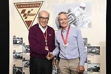 Kork Ballington zur MotoGP-Legende erhoben