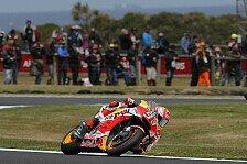 MotoGP Phillip Island 2018: Marc Marquez holt Pole Position