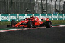 Formel 1, Räikkönen: Mexiko-Pace steht und fällt mit Wetter