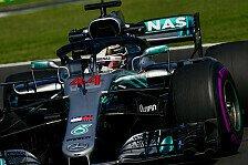 Formel 1, Hamilton: Red Bull zu schnell, Motoren überhitzt