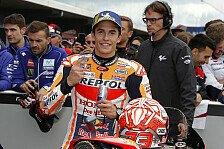 Marc Marquez: Bin im Qualifying kein Risiko eingegangen