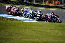 MotoGP Phillip Island 2018: Vinales siegt, Zarco rammt Marquez