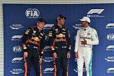 Formel 1 Mexiko: Hamilton-Jubel über P3, jetzt Attacke trotz WM