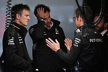 Mercedes versteht Mexiko-Flop nicht, Wolff sauer: wie Formel 3!