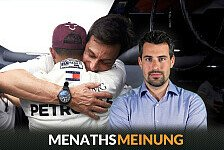 Formel-1-Kommentar: Wolff der Vater von Hamiltons Erfolg