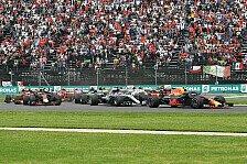Formel 1: Mexiko-Wochenende im Gratis-Livestream auf Twitch