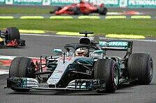 Formel 1 Mexiko Reifenwahl: Mercedes und Ferrari konservativ