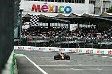 Formel 1 2018: Mexiko GP - Rennen