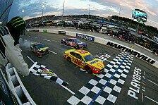 NASCAR Martinsville: Joey Logano gewinnt Thriller gegen Truex
