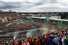Formel 1 Mexiko 2019: Fahrernoten - hier bewerten!
