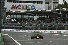 Formel 1 Mexiko 2019 live: TV-Programm RTL, ntv & Sky, Zeitplan
