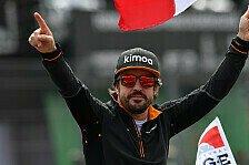 Formel 1: Fernando Alonso is back! 10 Gründe, sich zu freuen
