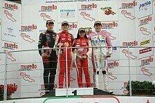 Mugello: Positiver Saisonabschluss für BWT Mücke Motorsport