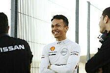 Formel 1, Toro Rosso für 2019 komplett: Alex Albon neben Kvyat