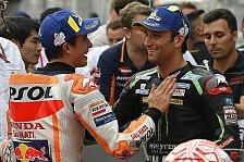 MotoGP Sepang: Zarco erbt Pole im Chaos-Qualifying von Marquez