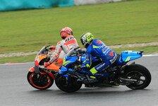 MotoGP Sepang: Strafe für Marc Marquez - 6 Plätze zurück