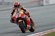 MotoGP - Video: MotoGP-Champion Marc Marquez im Interview