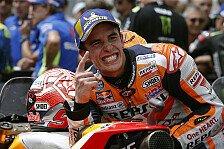 Marc Marquez am Limit: Drei bis vier Saves im Rennen
