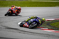 MotoGP-Analyse Sepang: Darum bezwang Marquez Rossi in Malaysia