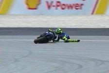 Valentino Rossi überzeugt: Hätte Marquez um Sieg fordern können