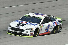 NASCAR Texas: Kevin Harvick mit achtem Saisonsieg im Finale