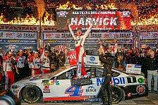 NASCAR: Fotos Rennen 34 - Playoffs, Round of 8, Texas