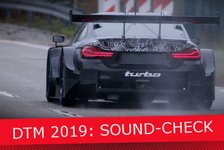 DTM - Video: DTM-Motor 2019: Der neue BMW-Turbo im Sound-Check