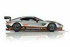 ADAC GT Masters: PROsport-Aston Martin mit Keilwitz und Martin