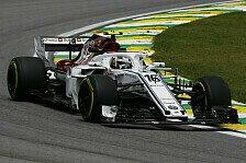 P7 für Leclerc: Sauber, die neue Macht im Formel-1-Mittelfeld