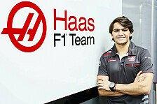 Formel 1: Pietro Fittipaldi wird 2019 Haas-Testfahrer