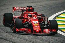 Formel 1 Brasilien 2019 - Reifen: Mercedes wählt konservativ