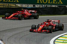 Formel 1: Kimi Räikkönen überrascht von Vettel-Teamplay