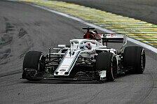 Ericsson führt F1-Mittelfeld an: Zeige, was Sauber verpasst
