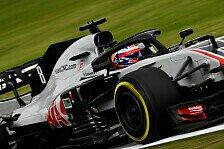 Formel 1, Haas schlägt zurück: Mexiko-Debakel fast vergessen