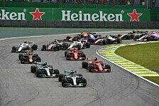 Formel 1 Brasilien 2018: Voting - Dein Fahrer des Wochenendes?