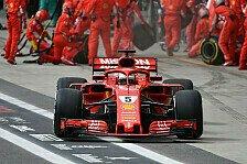 Vettel nur P6 in Brasilien: So erklärt er sein schwaches Rennen