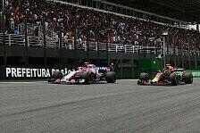 Formel 1 2018 Brasilien GP, Das Rennen kompakt: Team für Team