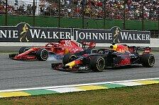 Formel 1 Vorschau Brasilien: Tritt Ferrari den Gegenbeweis an?