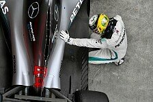 Mercedes erklärt: Hamilton in Brasilien kurz vor Motorschaden