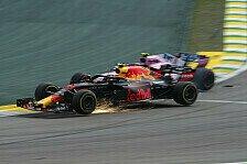 Formel 1, Brasilien: Verstappen vs. Ocon eskaliert in Gerangel